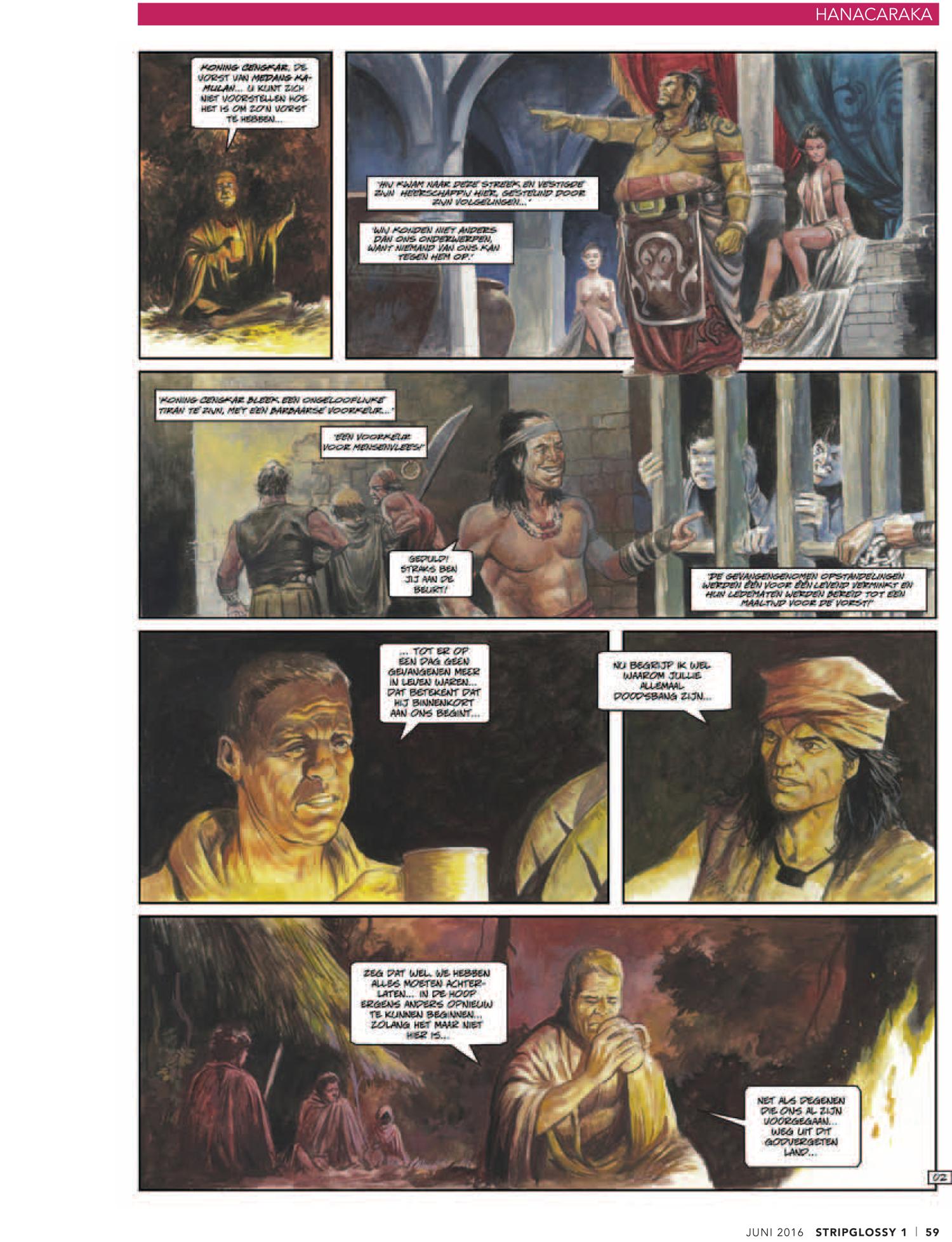 StripGlossy nr. 1 - Juni 2016 - Pagina 59