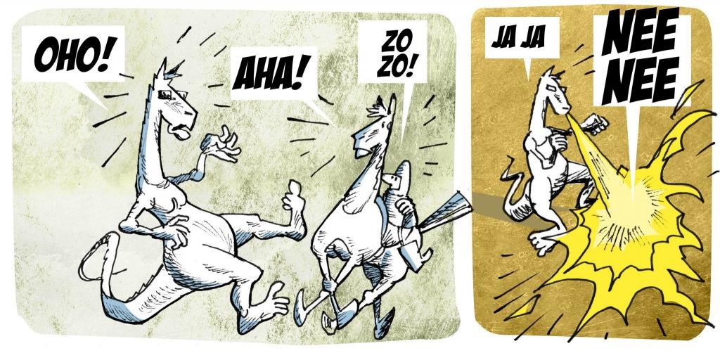 man-en-paard