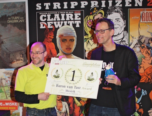 De Baron van Tast Award voor Mestrik