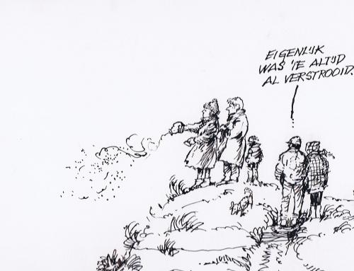 Het laatste werk van Jan Kruis gepubliceerd