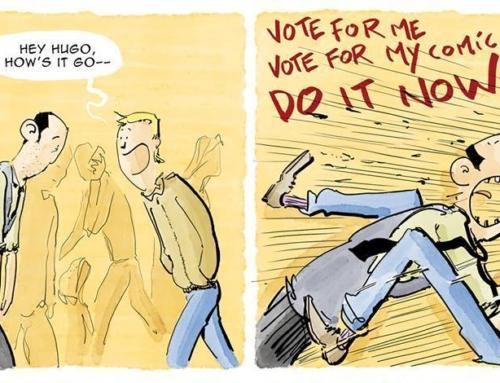 Het stemmen eist zijn tol