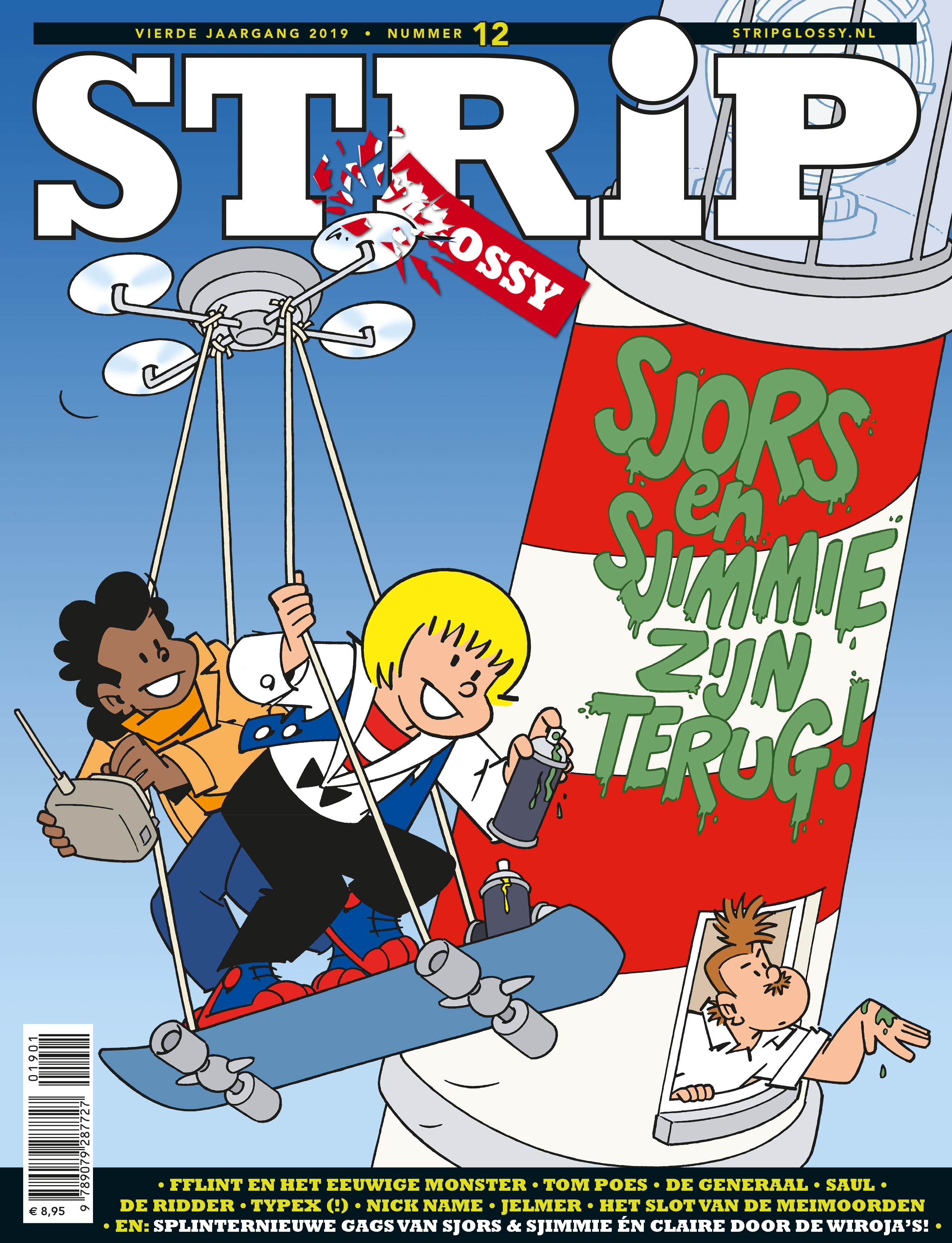 StripGlossy nr. 12