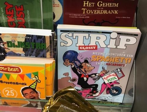 StripGlossy 13 in de winkels!