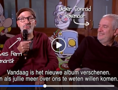 Video: Interview met makers Asterix & Obelix