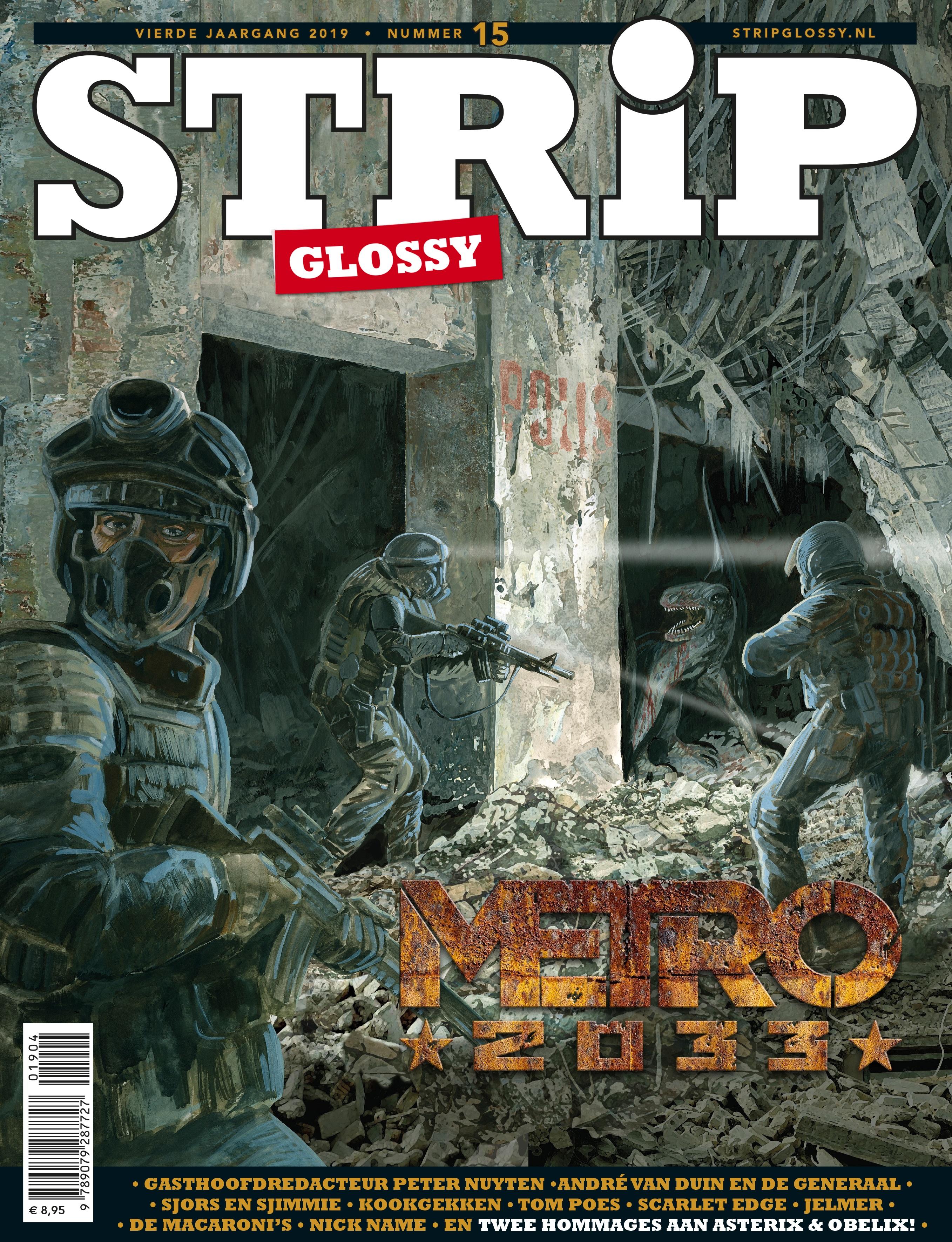 StripGlossy nr. 15